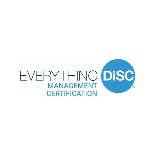 Everything DiSC Management Certification