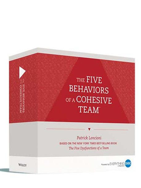 Five Behaviours Facilitation Kit