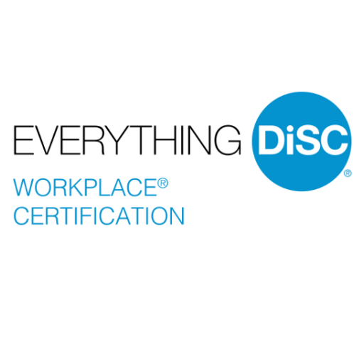 Everything DiSC Virtual Workplace Certification Logo