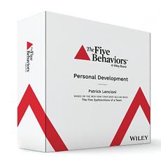 Five Behaviors Personal Development Faci