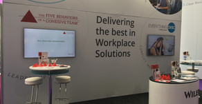 It was great to meet so many people who showed aninterest in using DiSC in the workplace at the CIP