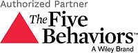 Five Behaiors Authorized Partner Logo