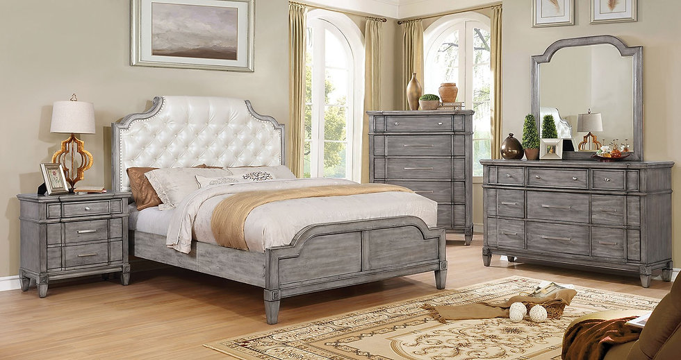 Ganymede Queen Bed