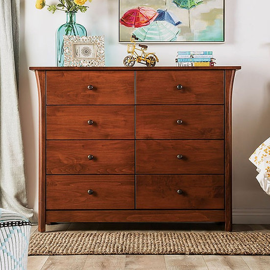 Furniture of America Keizer 8-Drawer Chest