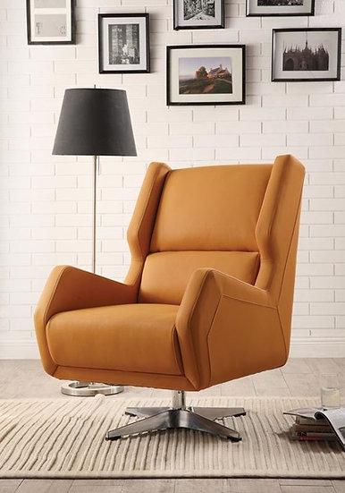 Eudora II swivel accent chair