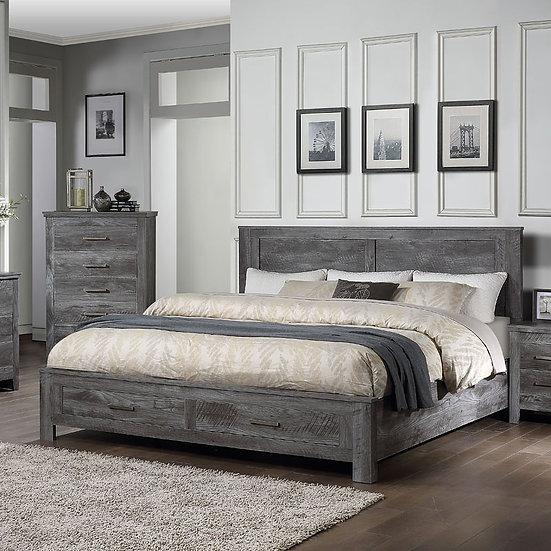 Acme Vidalia 4Pc Queen w/storage bedroom set