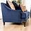 Thumbnail: Furniture of America Sisseton T-Cushion Loveseat
