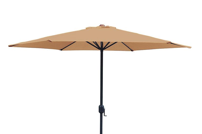 9′ Umbrella Tan