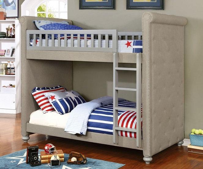 Sascha Twin/Twin Bunk Bed
