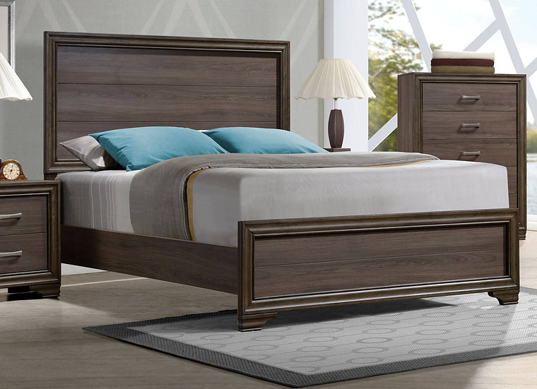 CYRILLE EASTERN KING BED