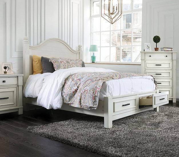 Daria Queen Bed