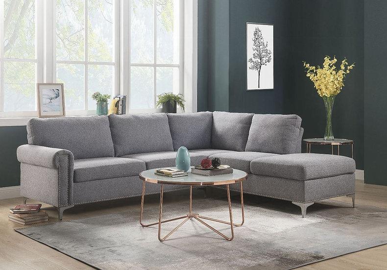 ACME Melvyn Sectional Sofa