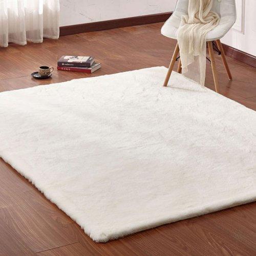 White Caparica Area Rug