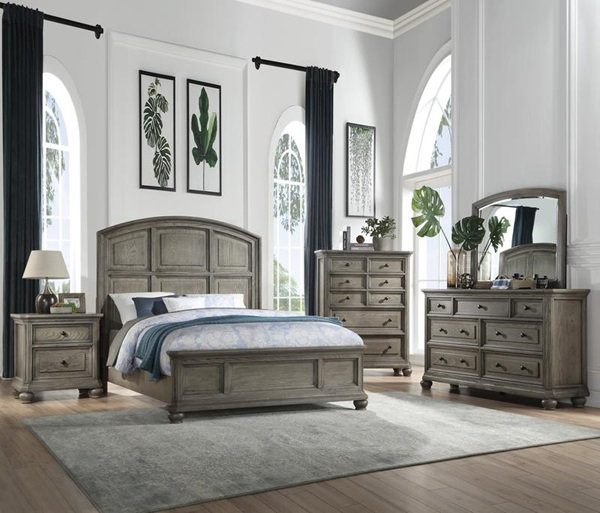 Kiran Cal King bed