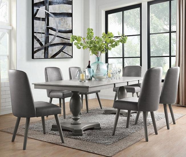 ACME Waylon Dining Table Set