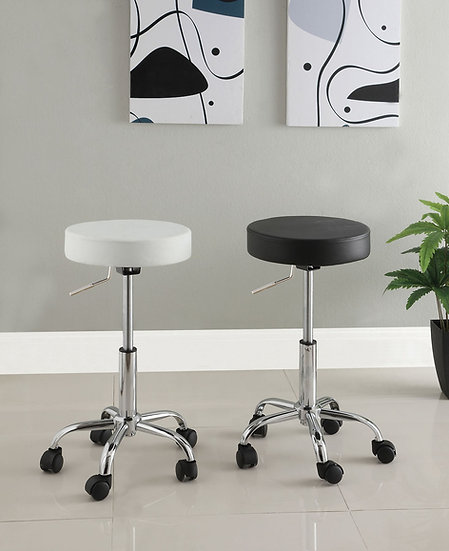 Ascon Black Bar stool