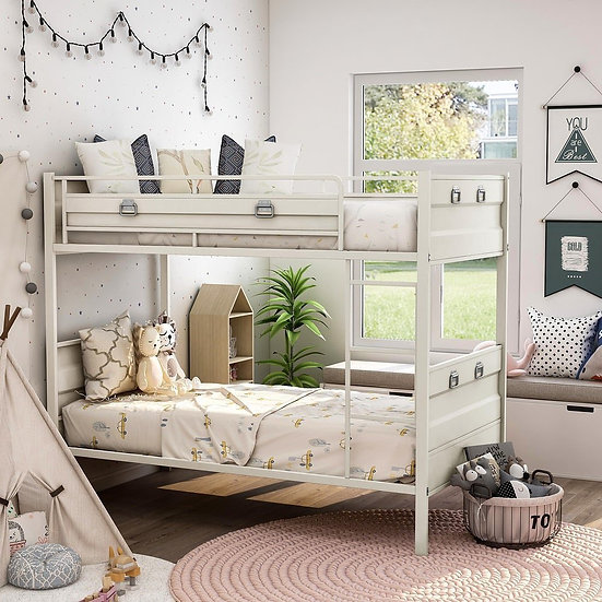 MCCREDMOND TWIN/TWIN BUNK BED