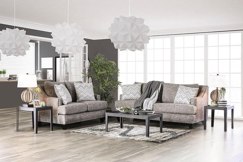 Furniture of America Erika Transitional Sofa