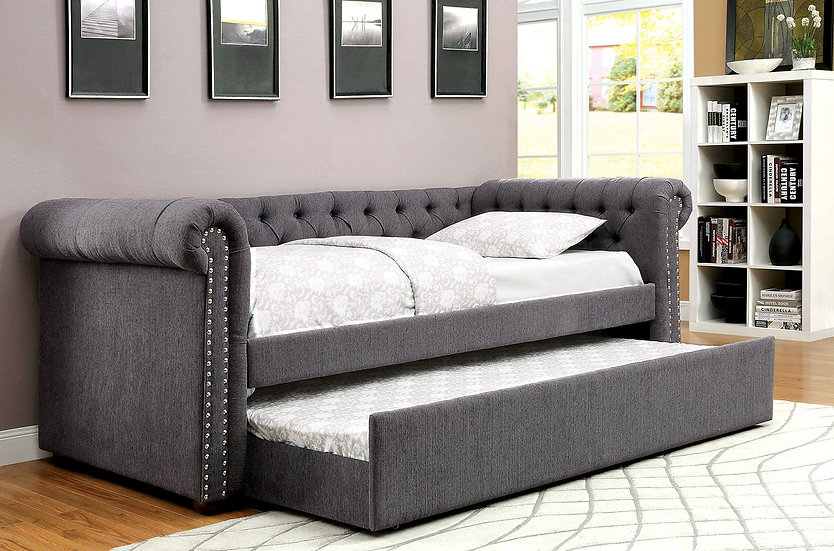 Leanna Twin Daybed W/Trundle