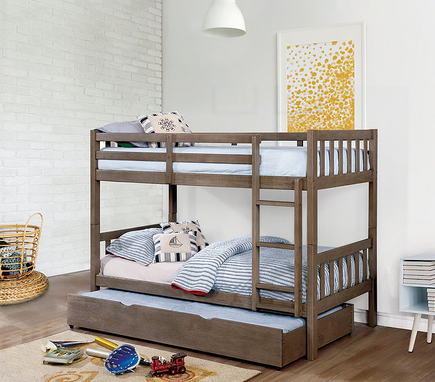 Emilie Twin/Twin Bunk Bed