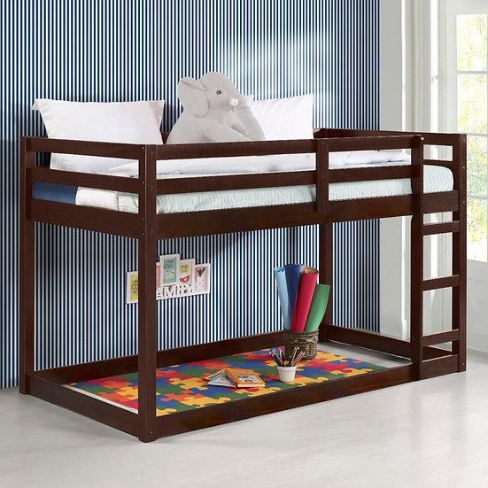 Loft Bed Espresso