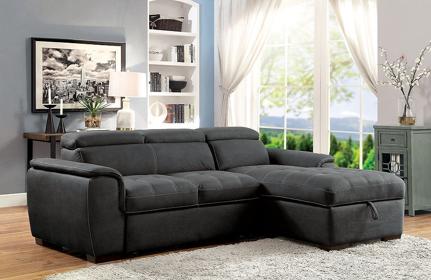 Patty Sectional/Sleeper