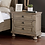 Thumbnail: 3-piece Bed with Nightstand and Dresser Set - Eastern King