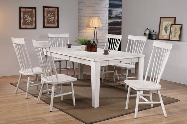 Waco 7Pc Dining set
