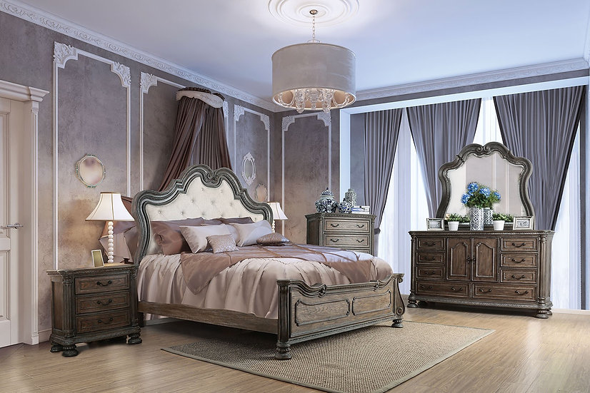 Ariadne Queen Bed