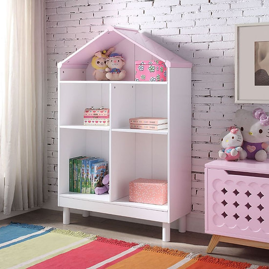 Doll Cottage Bookcase
