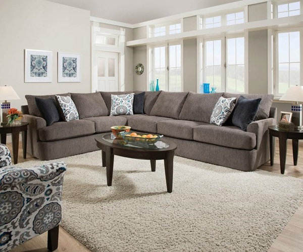 ACME Firminus Sectional Sofa