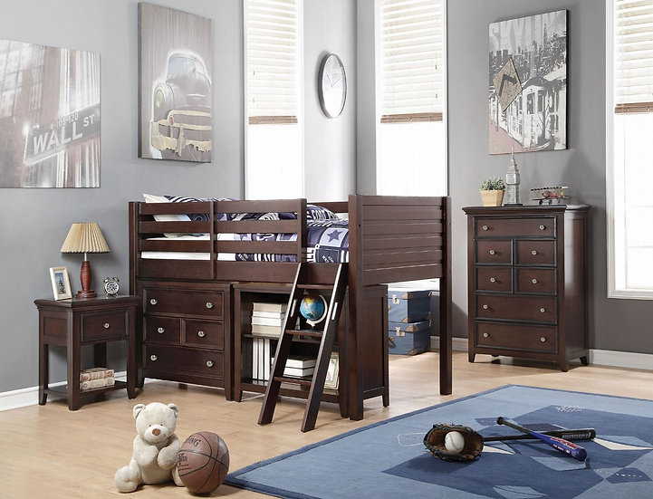 Lacey Loft Bed (Twin)