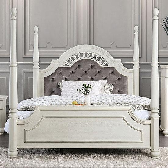 Furniture of America Queen Fantasia Bed