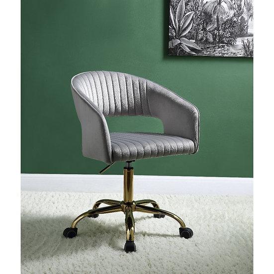 Contemporary - Velvet chair