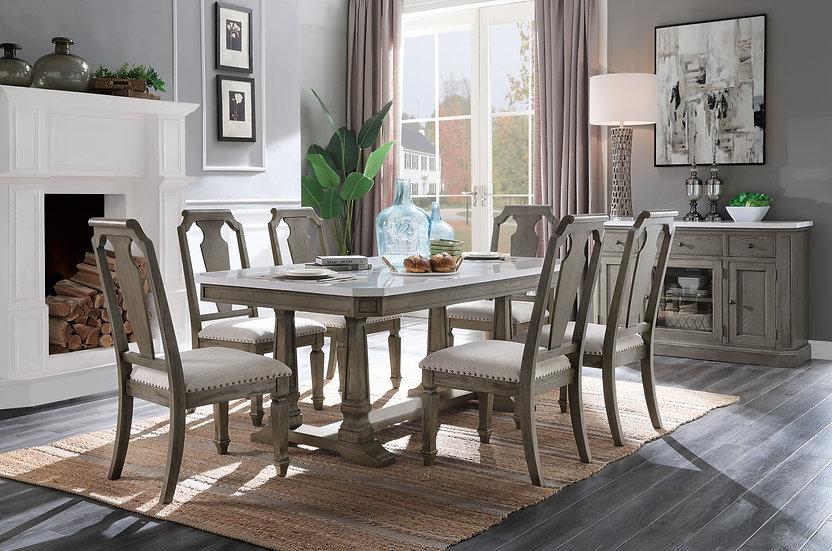 ACME Zumala Dining Table Set
