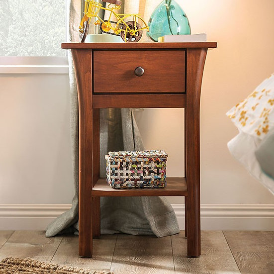 Furniture of America Keizer Nightstand