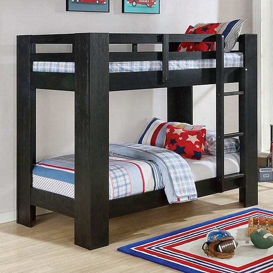 Suzie Twin/Twin Bunk Bed