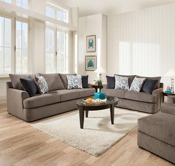 Firminus sofa & loveseat set