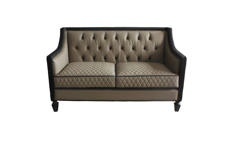 HOUSE MARCHESE COLLECTION Loveseat w/3 Pillows