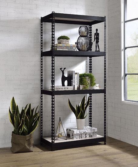 Metal Open Frame Bookshelf