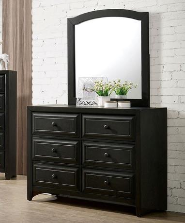 Abby Dresser w/mirror
