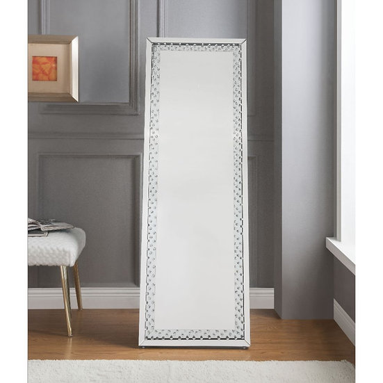 ACME Nysa Accent Mirror (Floor)