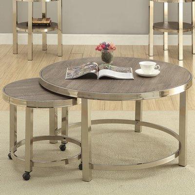 Elwyn 2 Piece Coffee Table Set