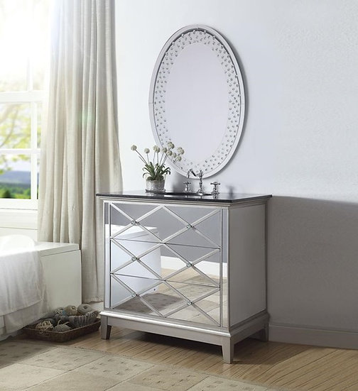Ava Mirror Glam Sink
