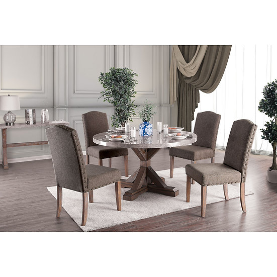 Furniture of America Tristin dining set & chairs