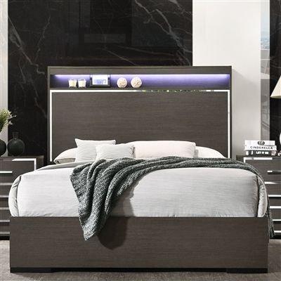 Escher Queen Bed
