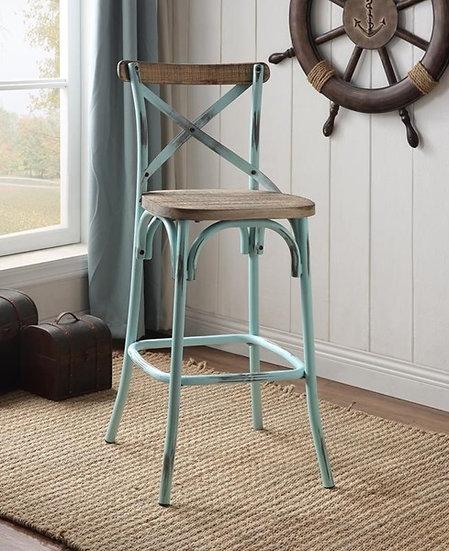 Zaire blue chair