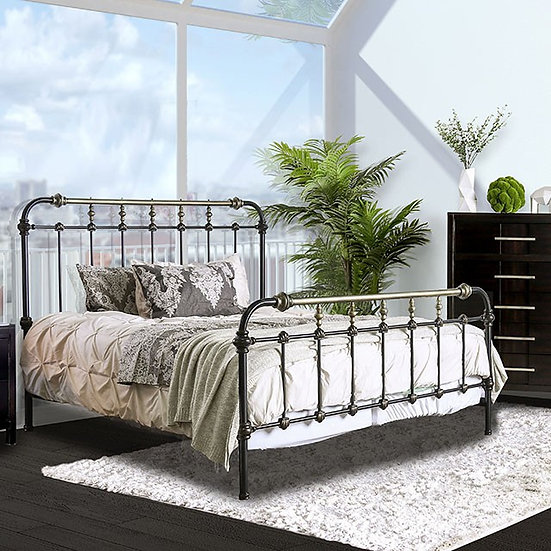 Furniture of america Riana Queen Bed