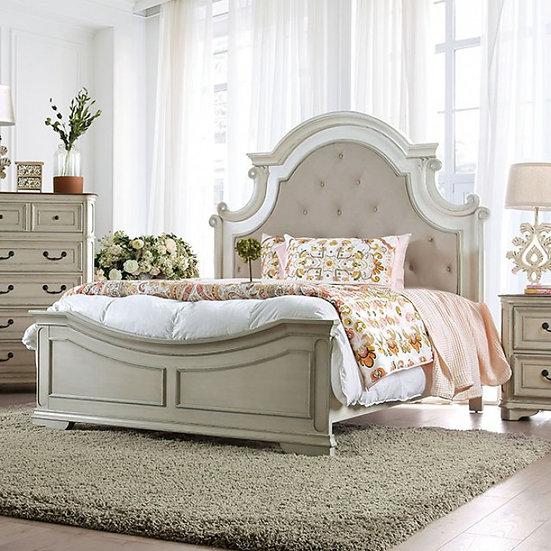 Furniture of America E. King Pembroke Bed