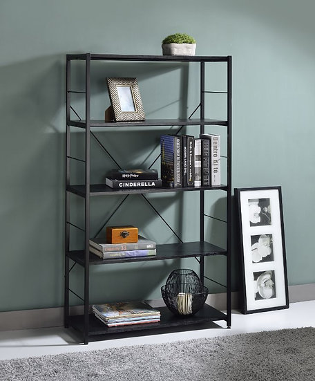 4 Tier Shelf Bookshelf